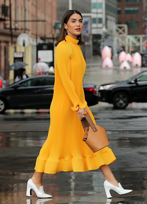 como vestir elegante mujer
