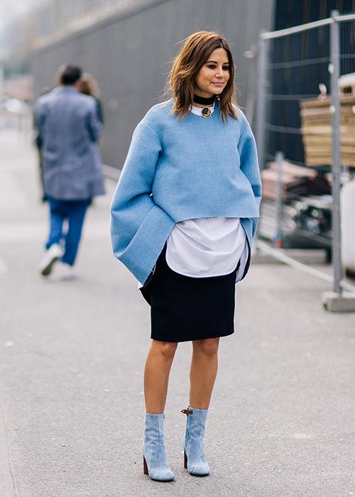 como vestir para un evento de moda
