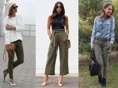 combinar pantalon militar