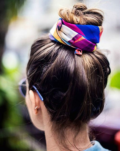 pañuelos para la cabeza mujer