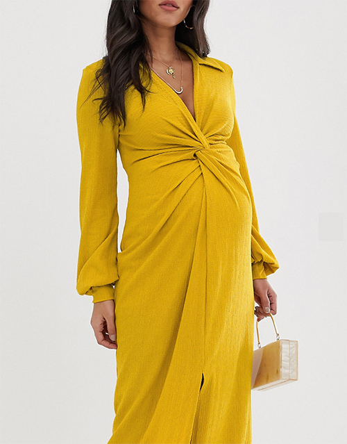 outfit baby shower invitada