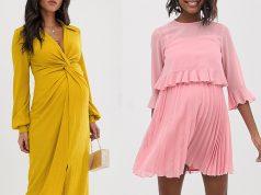 outfit embarazada fiesta