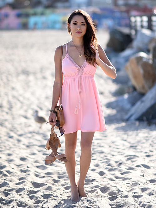 vestidos playa mujer baratos