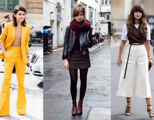 como vestir si eres delgada y bajita