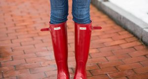 botas agua mujer hunter