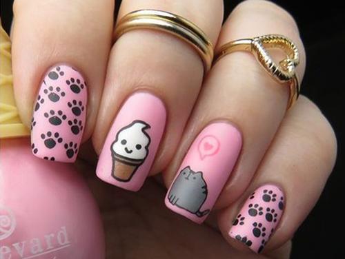 cómo decorar las uñas