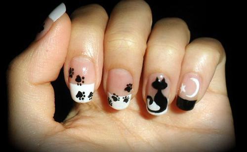 decoración uñas originales