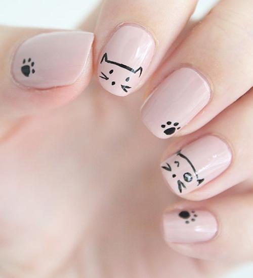 ideas pintar uñas
