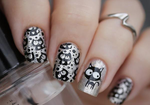 imágenes uñas decoradas