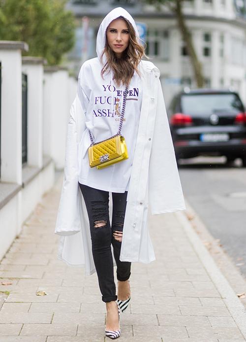 impermeables de moda