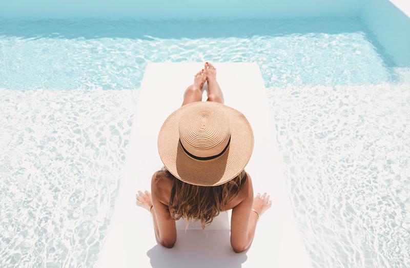 look moderno piscina