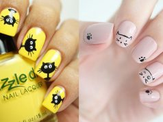 nail polish decoration
