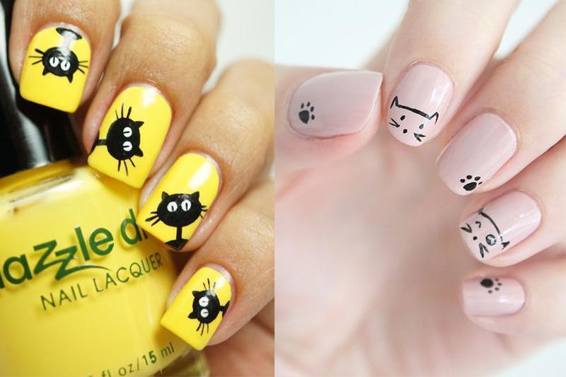 nail polish decoration