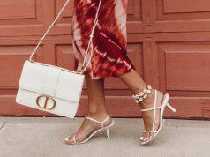 sandalias con tiras Zara