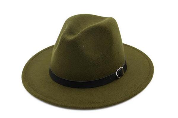 cómo usar un sombrero en invierno