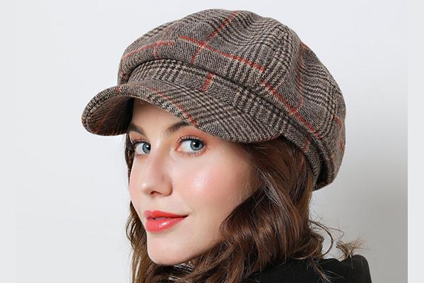 sombreros de invierno para mujer de ganchillo