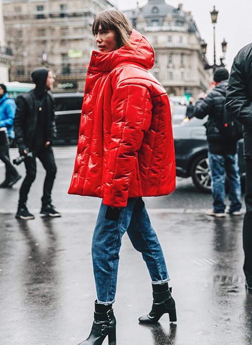 abrigos grandes de moda