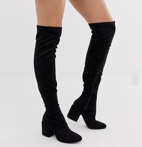 botas altas por encima de la rodilla baratas