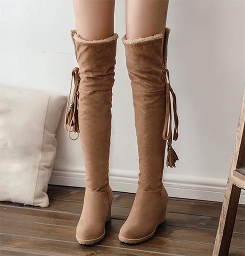 cómo combinar botas mujer