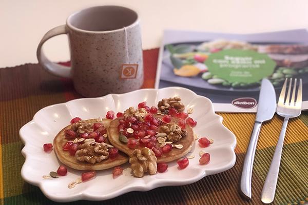desayunos saludables con dietbon