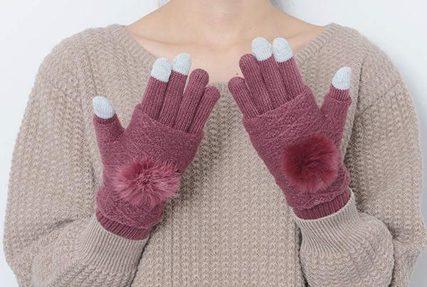 guantes curiosos