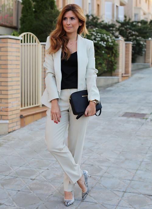 pantalones para mujer oficina