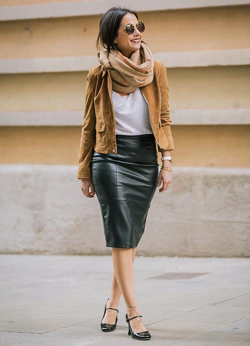ropa para ir al trabajo mujer