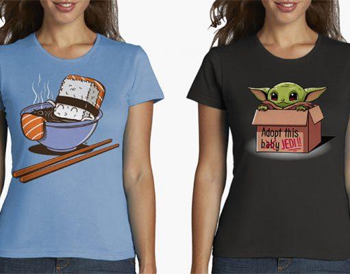 camisetas divertidas baratas