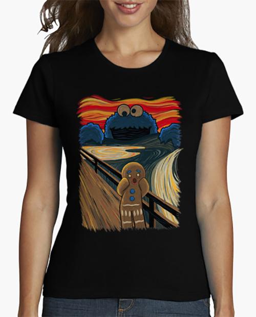 camisetas mujer la tostadora