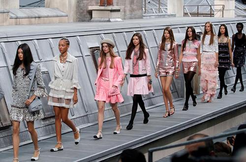 desfile moda 2020