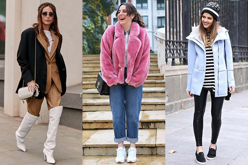 vestir guapa en invierno