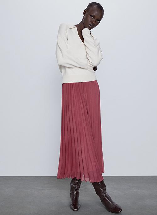 faldas largas verano