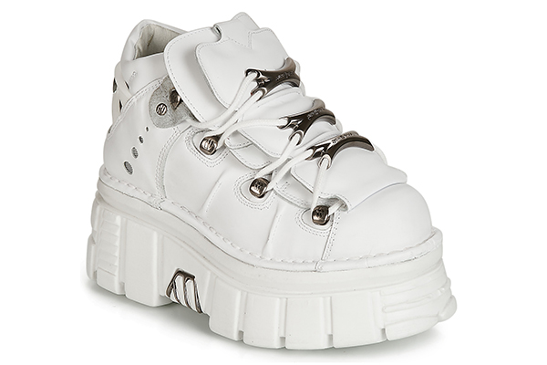 botas militares mujer plataforma