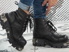 botas new rock outlet