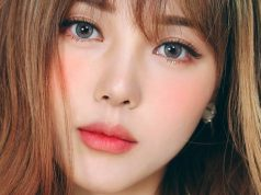 maquillaje coreano ojos