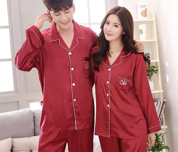 pijamas iguales para parejas