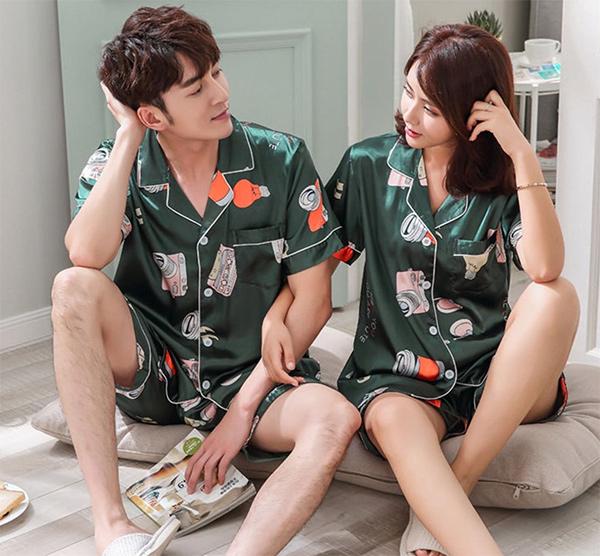 pijamas conjuntados