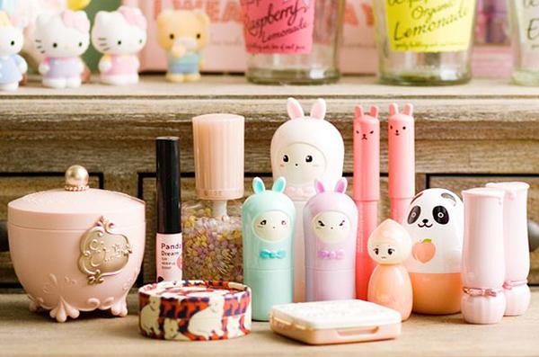 moda coreana maquillaje