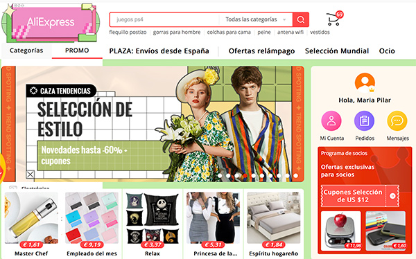 ropa baratisima online