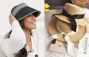 sombreros de verano mujer