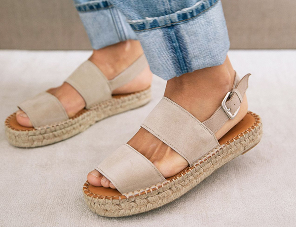 tiendas alohas sandals