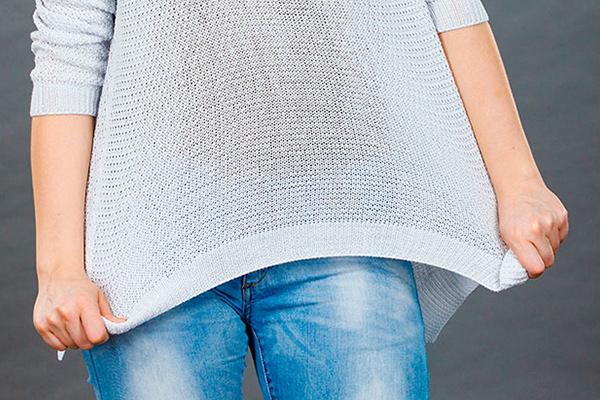 como encoger un jersey de lana