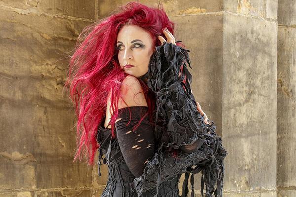 moda gótica mujer