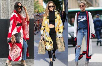 combinar chaquetas kimono
