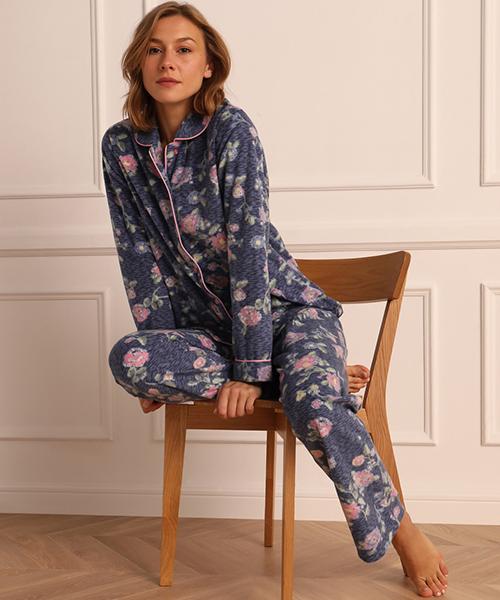 pijamas invierno mujer