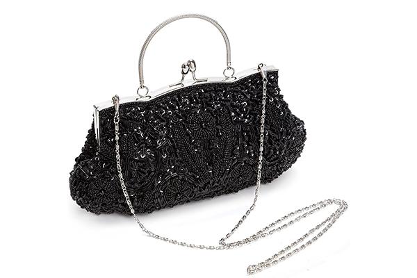 bolsos de fiesta negro