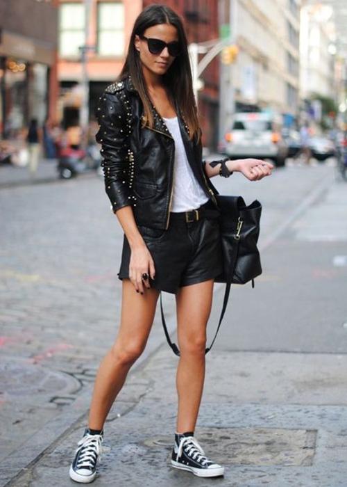 zapatillas negras mujer plataforma