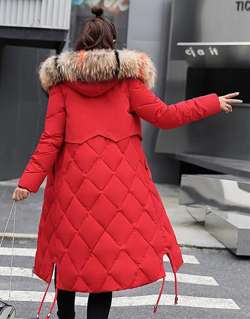 abrigos pelo mujer
