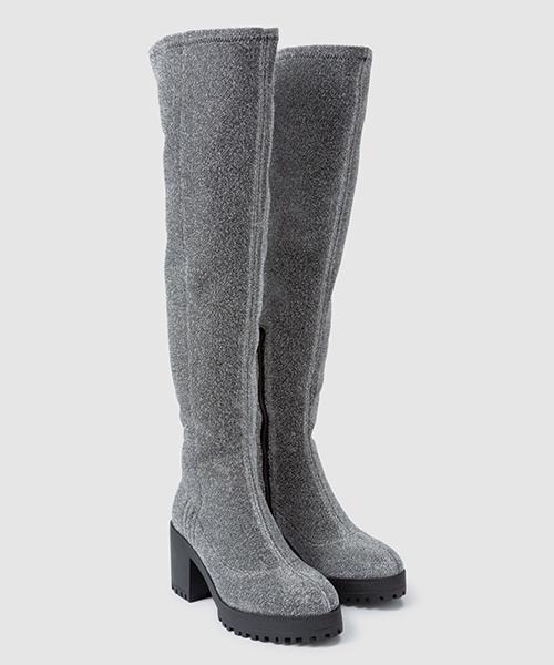 amazon botas altas mujer