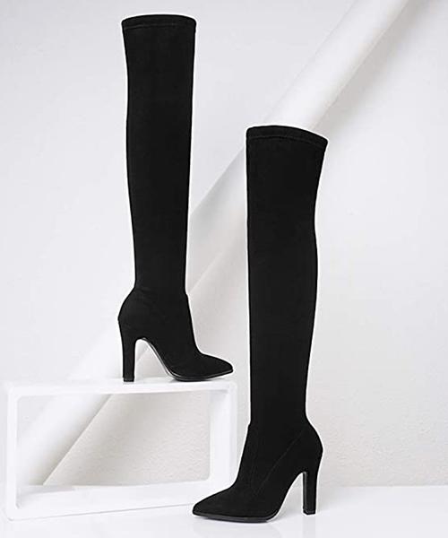 botas mosqueteras mujer